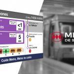 Deneva en Metro de Santiago