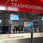 Deneva Digital Signage Trasmediterranea