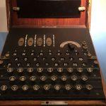Máquina Enigma en Palencia