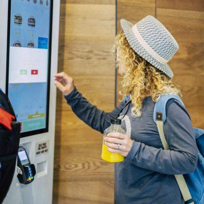 Kommanda Digital Kiosk